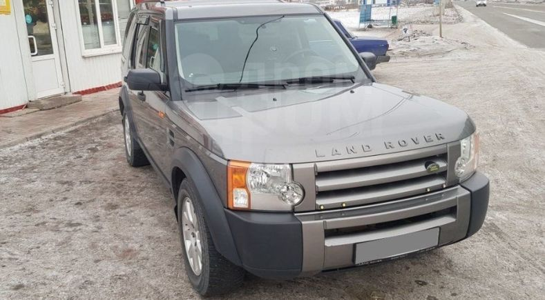Land Rover Discovery, 2007 год, 480 000 руб.