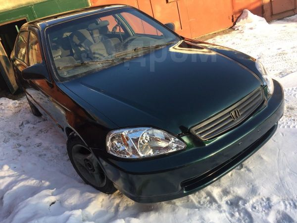 Honda Civic, 1998 год, 135 000 руб.