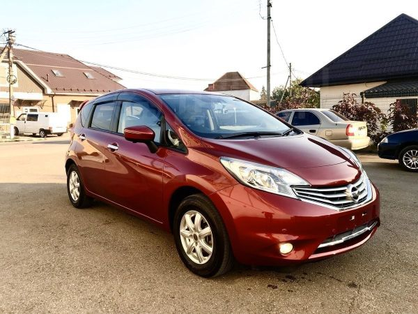 Nissan Note, 2015 год, 569 000 руб.