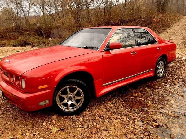 Nissan Gloria, 1993 год, 140 000 руб.