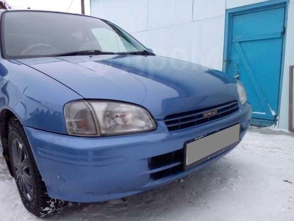 Toyota Starlet, 1996 год, 127 000 руб.