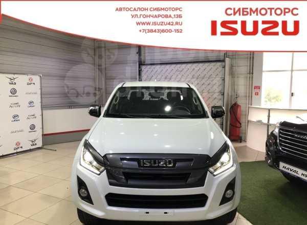 Isuzu D-MAX, 2019 год, 2 300 000 руб.