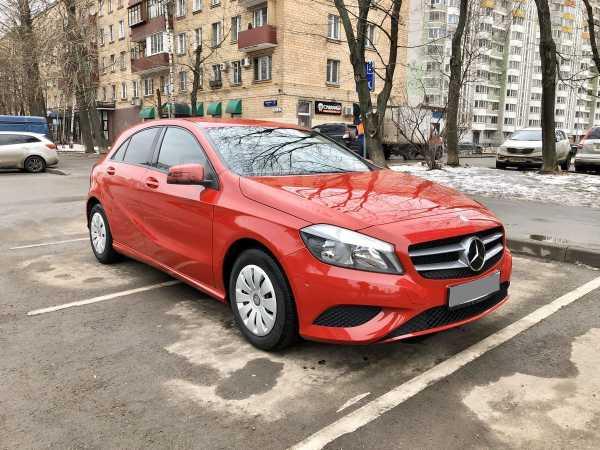 Mercedes-Benz A-Class, 2014 год, 850 000 руб.