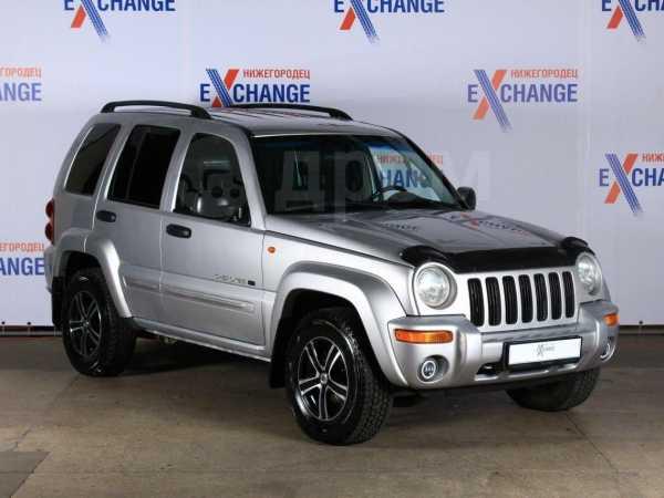 Jeep Cherokee, 2003 год, 485 000 руб.