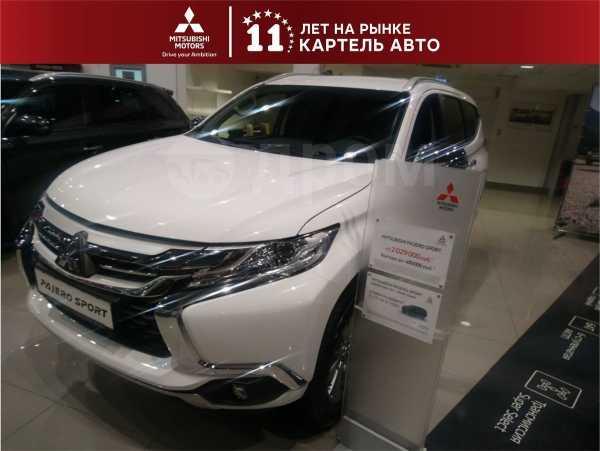 Mitsubishi Pajero Sport, 2019 год, 2 702 000 руб.