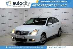 Новосибирск Nissan Almera 2016