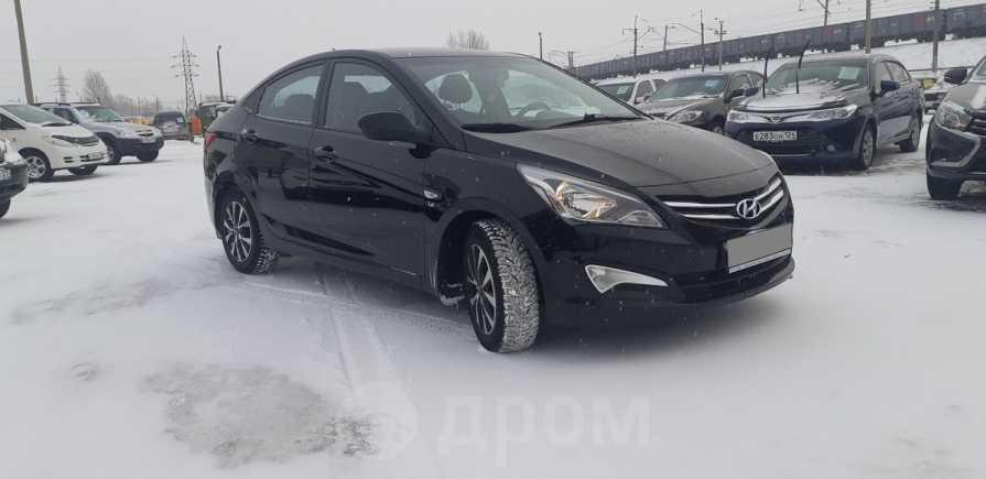 Hyundai Solaris, 2015 год, 685 000 руб.