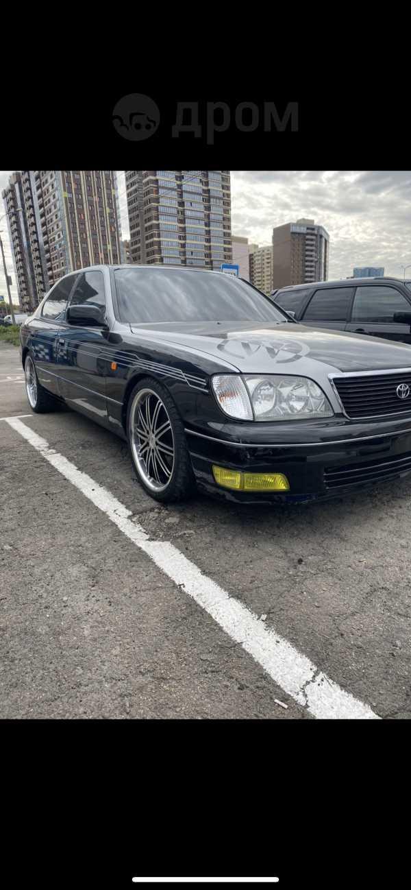 Toyota Celsior, 1999 год, 420 000 руб.