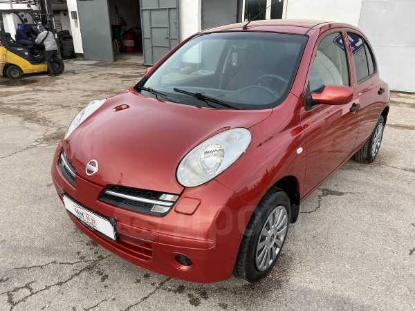 Nissan Micra, 2007 год, 377 000 руб.