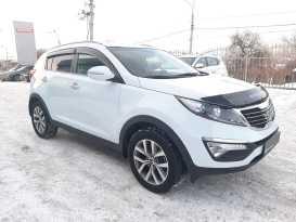 Иркутск Kia Sportage 2014