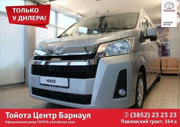 Toyota Hiace, 2019 год, 3 043 000 руб.