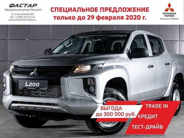 Mitsubishi L200, 2019 год, 2 090 000 руб.