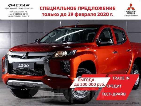 Mitsubishi L200, 2019 год, 2 224 000 руб.