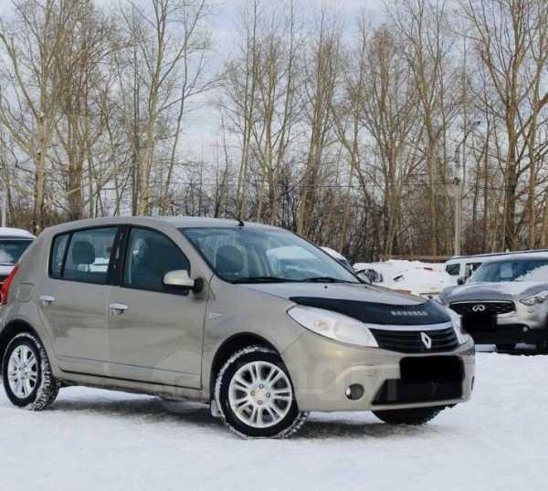 Renault Sandero, 2010 год, 325 000 руб.
