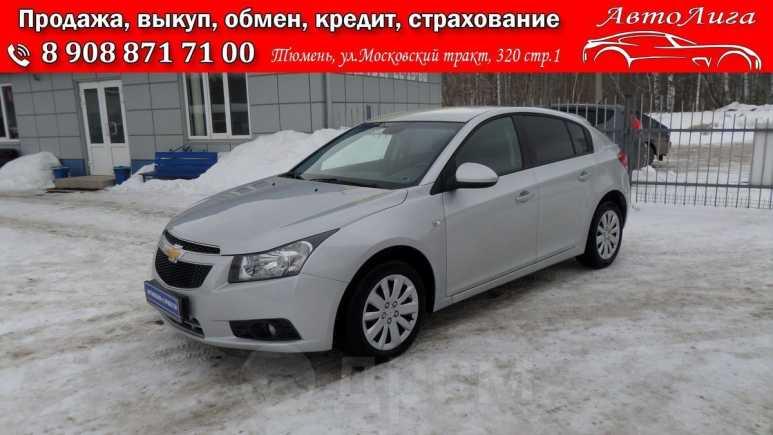 Chevrolet Cruze, 2012 год, 462 000 руб.