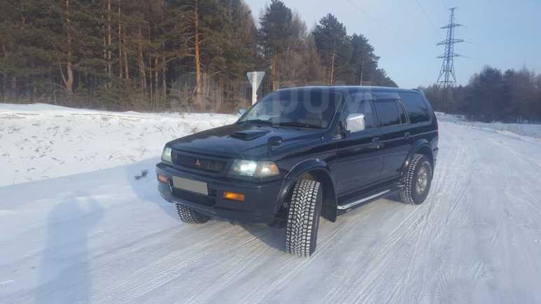Mitsubishi Challenger, 1997 год, 540 000 руб.