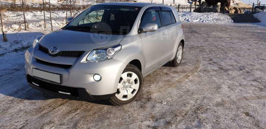 Toyota ist, 2008 год, 715 000 руб.