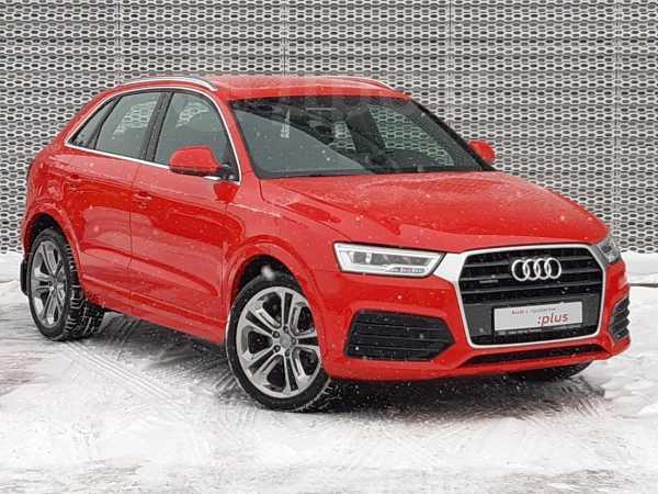 Audi Q3, 2017 год, 1 780 000 руб.