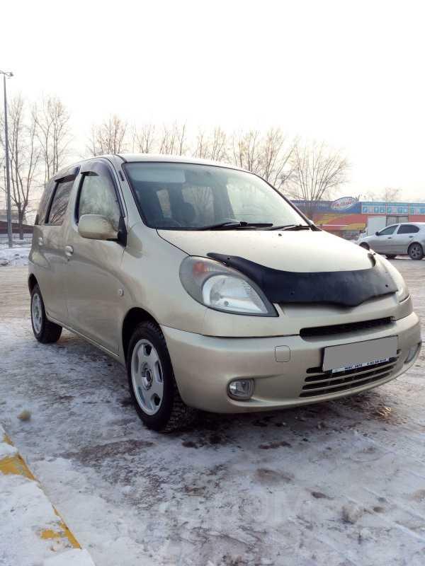 Toyota Funcargo, 2002 год, 280 000 руб.