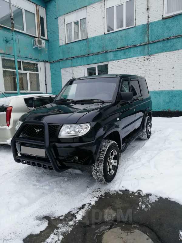 УАЗ Патриот, 2013 год, 380 000 руб.