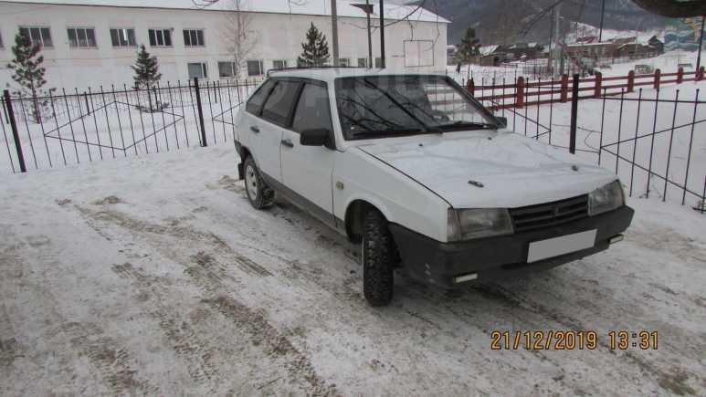 Лада 2109, 2001 год, 40 000 руб.