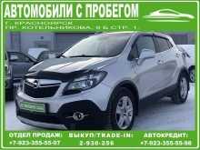 Красноярск Opel Mokka 2014