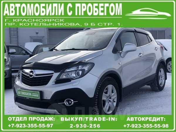 Opel Mokka, 2014 год, 799 000 руб.