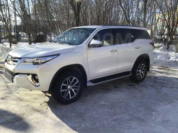 Toyota Fortuner, 2017 год, 2 355 000 руб.