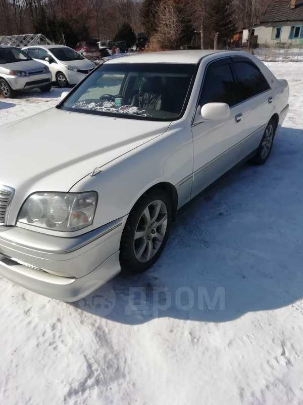 Toyota Crown, 2000 год, 490 000 руб.