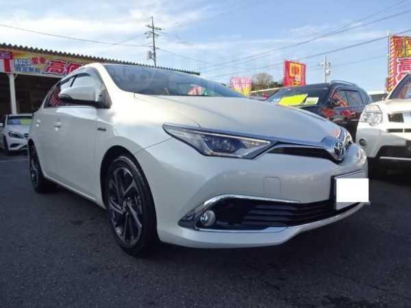 Toyota Auris, 2016 год, 640 000 руб.