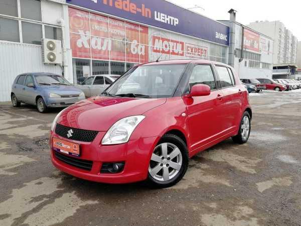 Suzuki Swift, 2008 год, 275 000 руб.