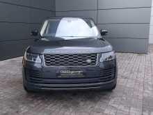 Санкт-Петербург Range Rover 2019