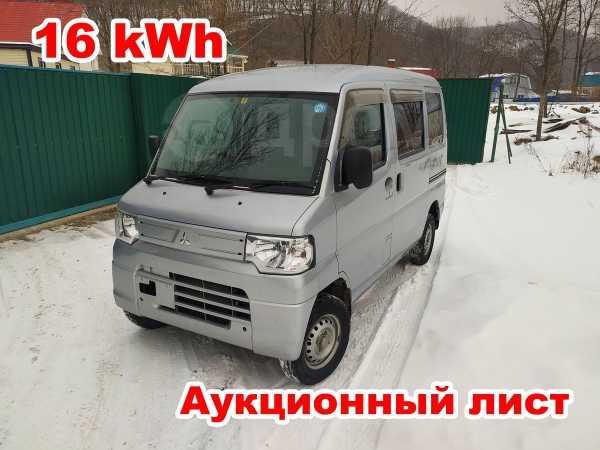 Mitsubishi Minicab MiEV, 2012 год, 325 000 руб.