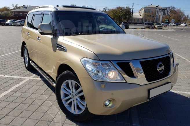 Nissan Patrol, 2010 год, 1 360 000 руб.