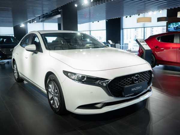 Mazda Mazda3, 2019 год, 1 701 848 руб.