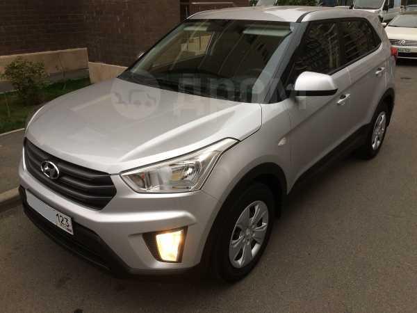 Hyundai Creta, 2018 год, 899 000 руб.