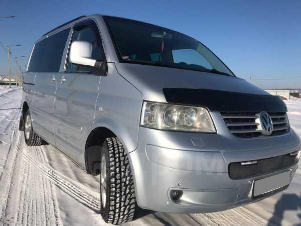 Volkswagen Multivan, 2005 год, 699 000 руб.