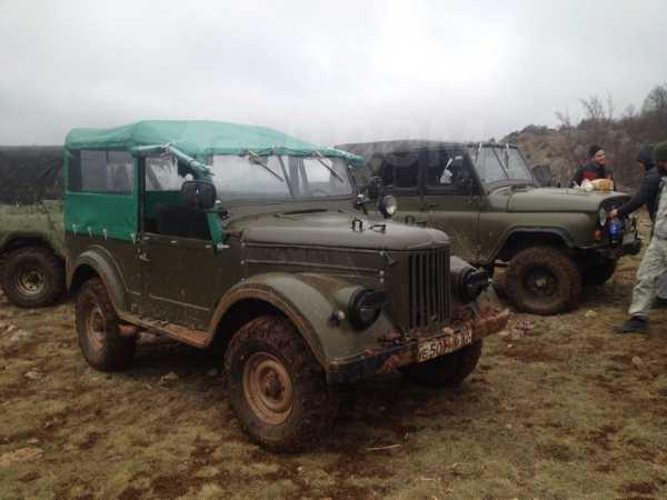 ГАЗ 69, 1966 год, 160 000 руб.