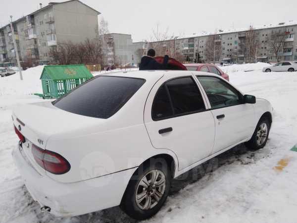 Nissan Pulsar, 1997 год, 120 000 руб.
