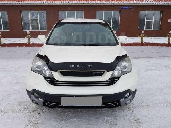 Honda CR-V, 2009 год, 925 000 руб.