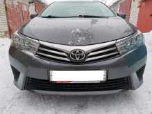 Курган Corolla 2013