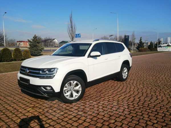 Volkswagen Teramont, 2019 год, 3 153 300 руб.