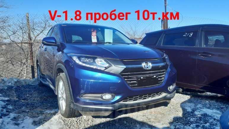 Honda Vezel, 2017 год, 985 000 руб.