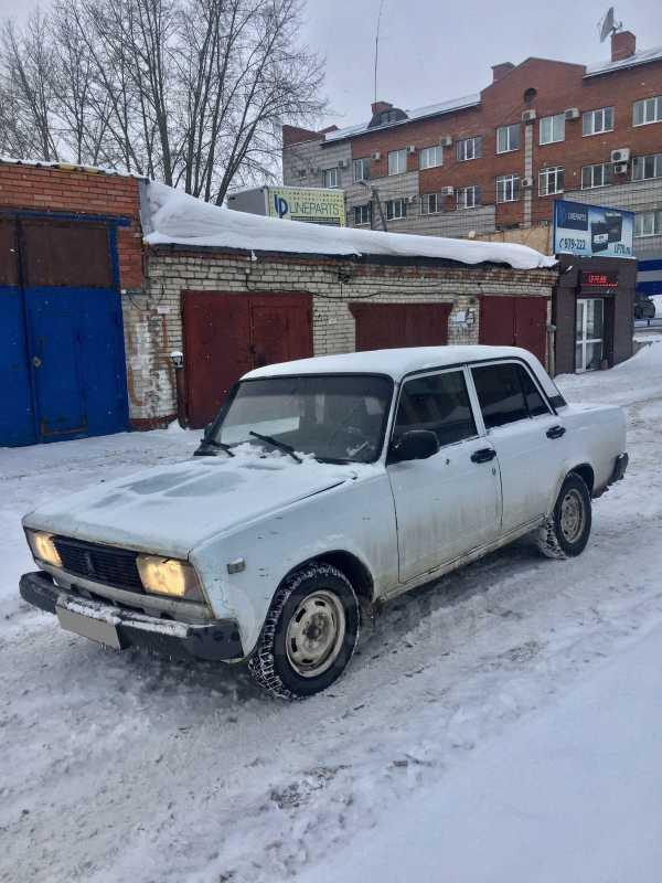 Лада 2105, 2007 год, 24 000 руб.