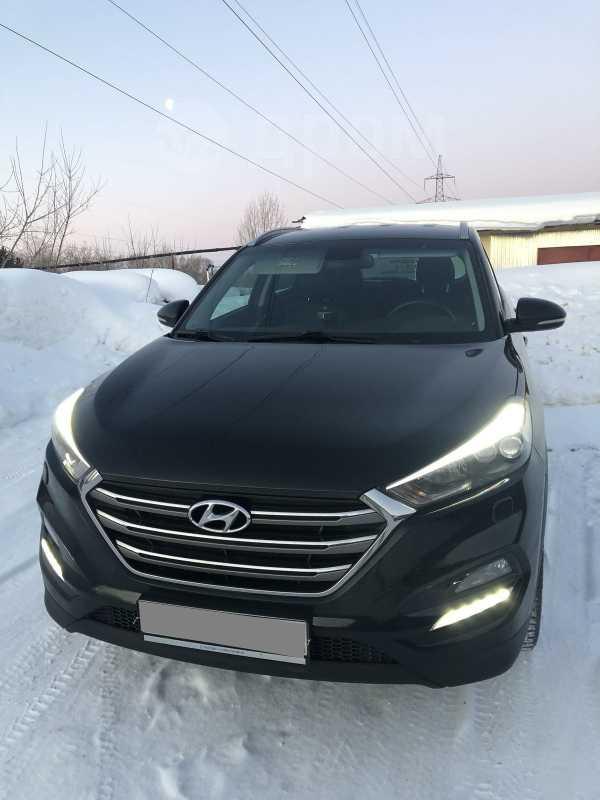 Hyundai Tucson, 2015 год, 1 269 000 руб.
