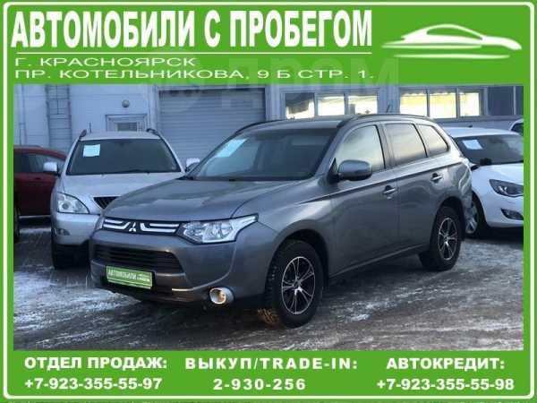 Mitsubishi Outlander, 2012 год, 910 000 руб.