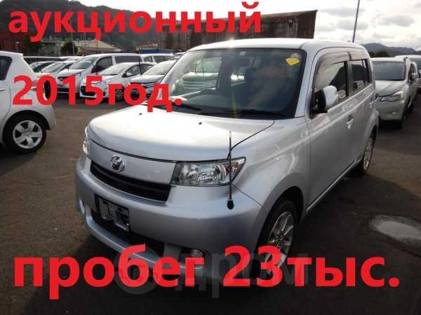 Toyota bB, 2014 год, 660 000 руб.
