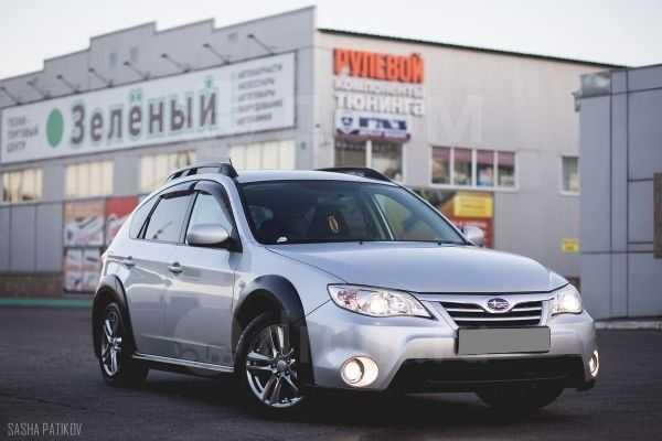 Subaru Impreza XV, 2010 год, 550 000 руб.
