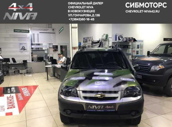 Chevrolet Niva, 2019 год, 774 000 руб.