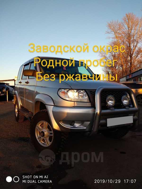 УАЗ Патриот, 2009 год, 455 000 руб.